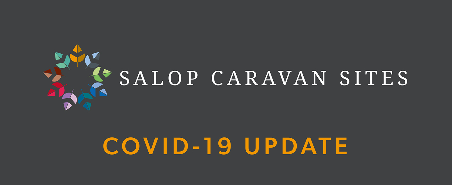 Salop Caravan Sites Covid-19 update November 2020