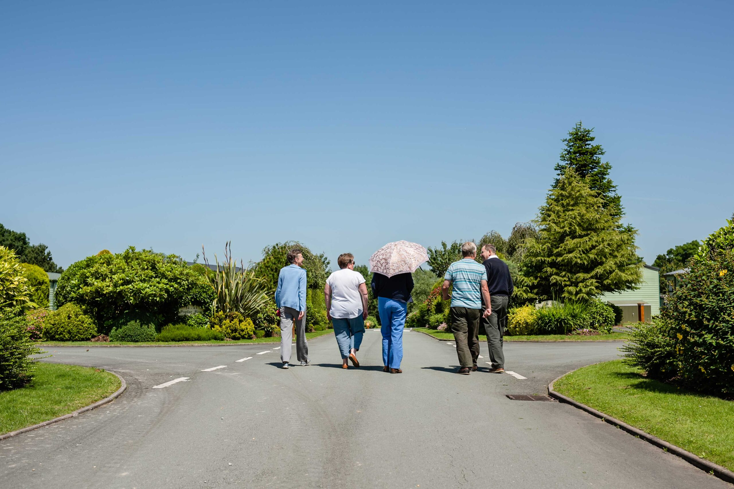 Salop Caravans Sites & Bywater Leisure Parks Welcoming Our Owners Back on Park