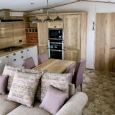 A very spacious and practical kitchen