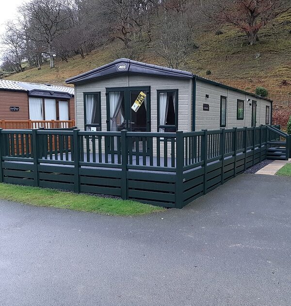 ABI Ambleside Lodge, EX DEMO AND NOW MUST BE SOLD