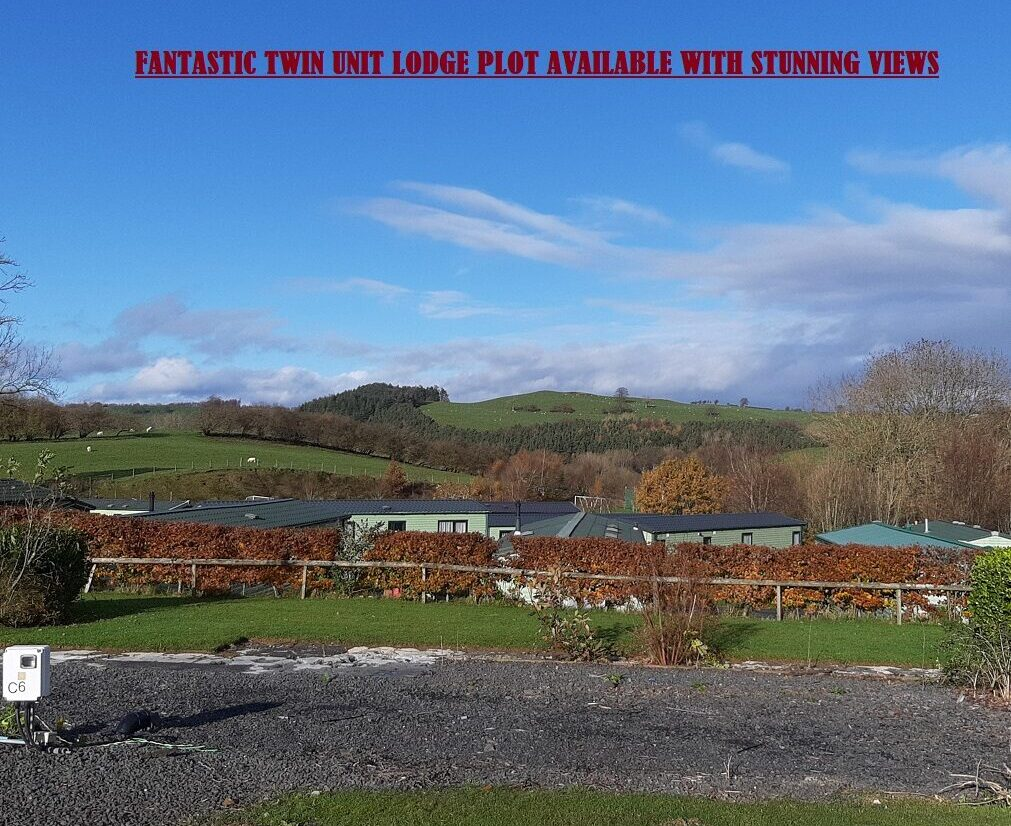 20' Lodge Plot Available with Terrific Views. Amazing Opportunity