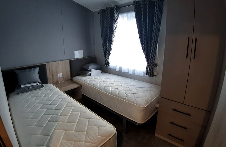 Spacious Twin Room, Upgraded mattreses through-out